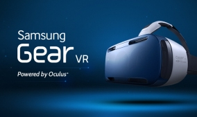 Gear VR with Logo 284 x